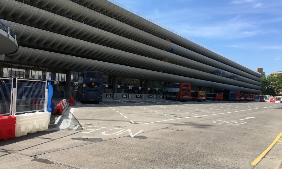 Preston Bus Station